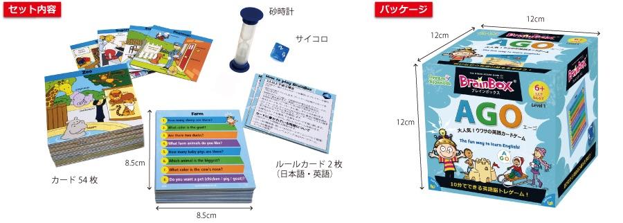 Activity - ago gamecards