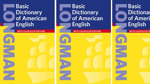 Longman Basic Dictionary of American English