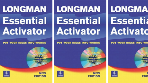 Longman Essential Activator New Edition