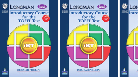 Longman Introductory Course for the TOEFL Test: iBT Second Edition