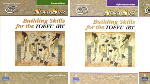 NorthStar: Building Skills for the TOEFL iBT