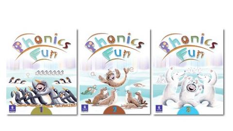 Phonics Fun Elementary 1-6