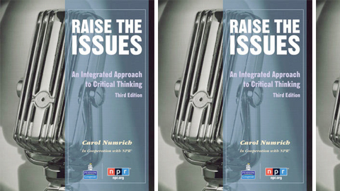 Issues Series: Raise the Issues (3rd Edition)