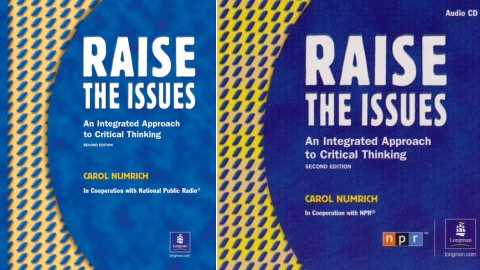 Raise the Issues: An Integrated Approach to Critical Thinking 2nd Edition