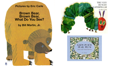 Storytime Giants: Brown Bear, Brown Bear, What Do You See?