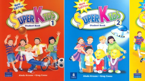 SuperKids: New Edition