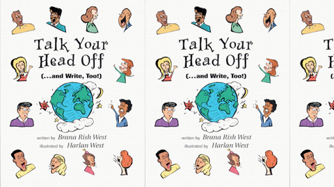 Talk Your Head Off (...and Write, Too!)