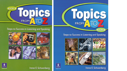 Topics from A to Z Level 1