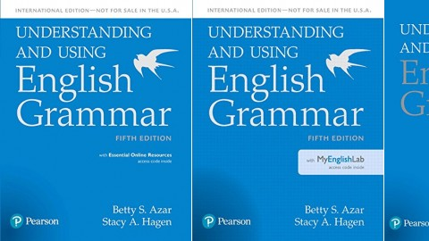 Understanding And Using English Grammar 5th Edition By Betty