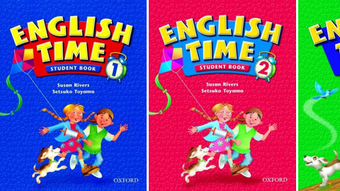English Time 1st Edition