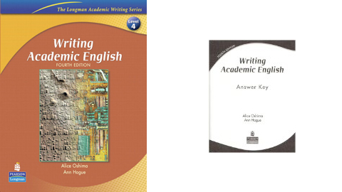 Writing Academic English: Fourth Edition