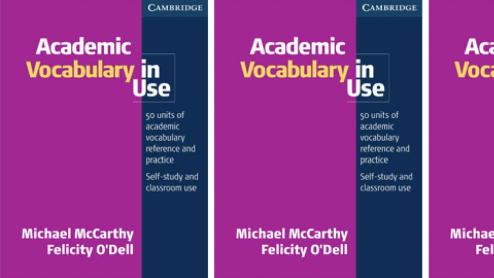 Academic Vocabulary in Use