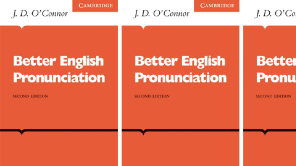Better English Pronunciation: 2nd Edition