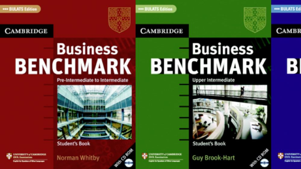 Business Benchmark 1st Edition