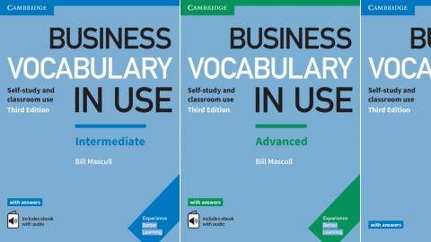 Business Vocabulary in Use: Third edition