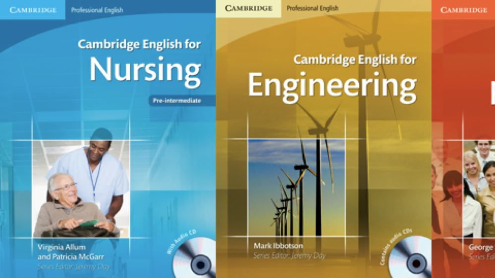 Cambridge English for…