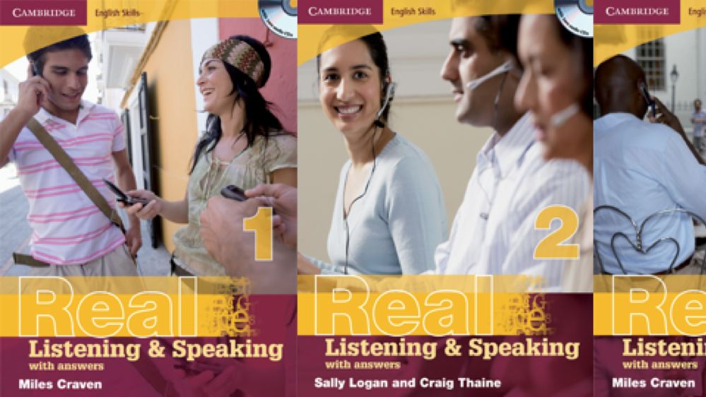 Cambridge English Skills: Real Listening and Speaking