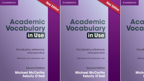 Academic Vocabulary in Use: 2nd edition