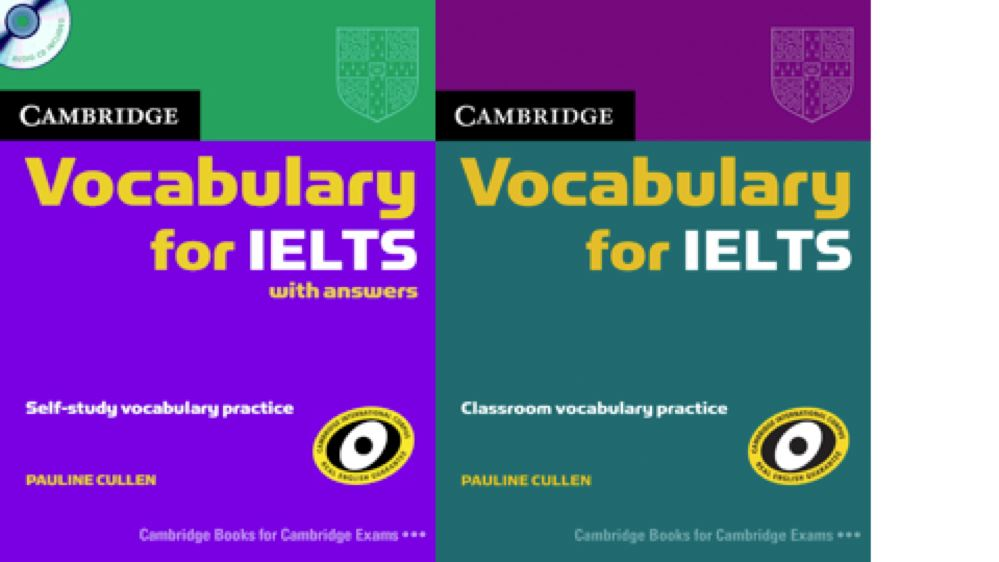 Cambridge Vocabulary for IELTS