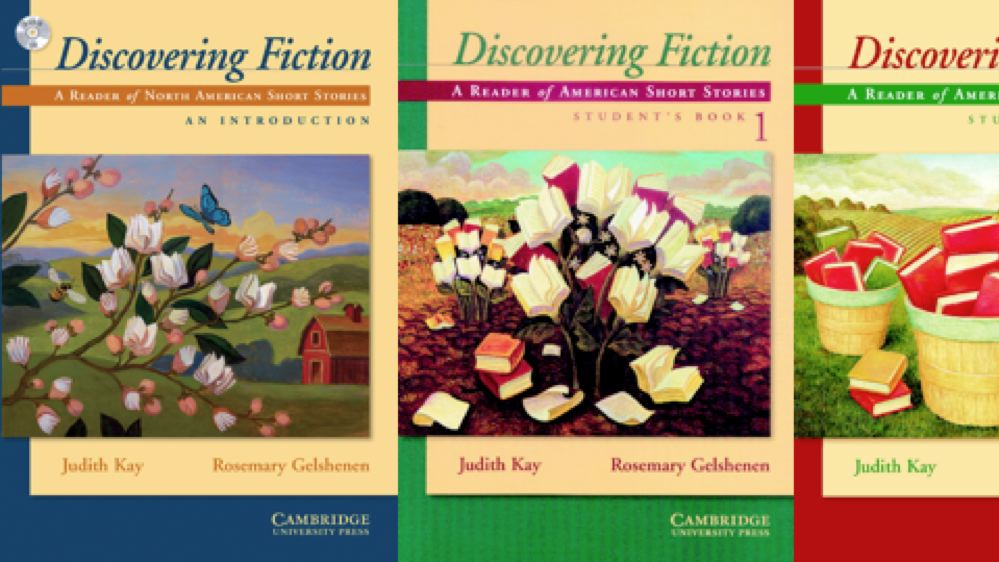 Discovering Fiction - A Reader of North American Short Stories