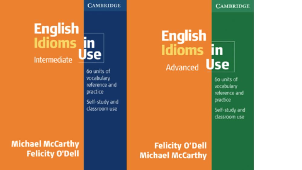 English Idioms in Use 1st Edition