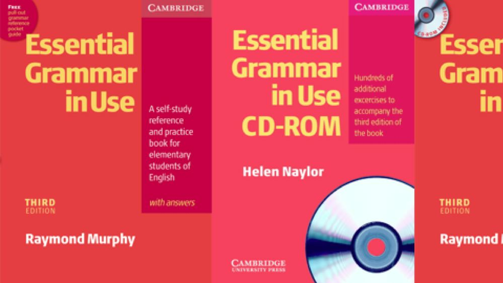 Essential Grammar in Use: 3rd Edition