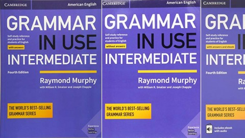 Grammar in Use Intermediate: 4th Edition