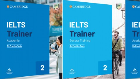 IELTS Trainer - New Edition