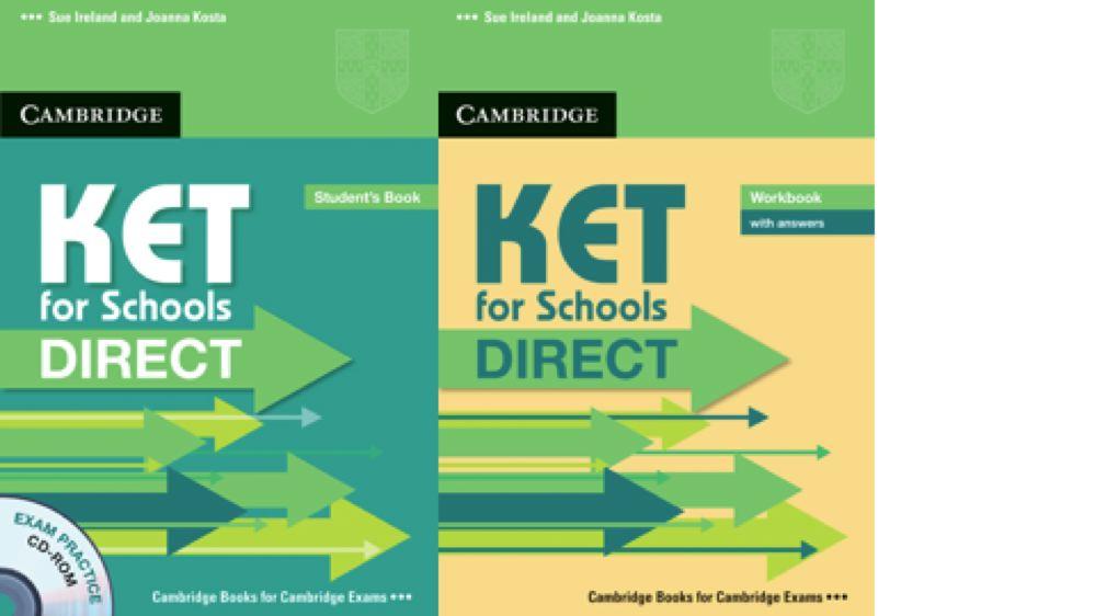 KET for Schools Direct