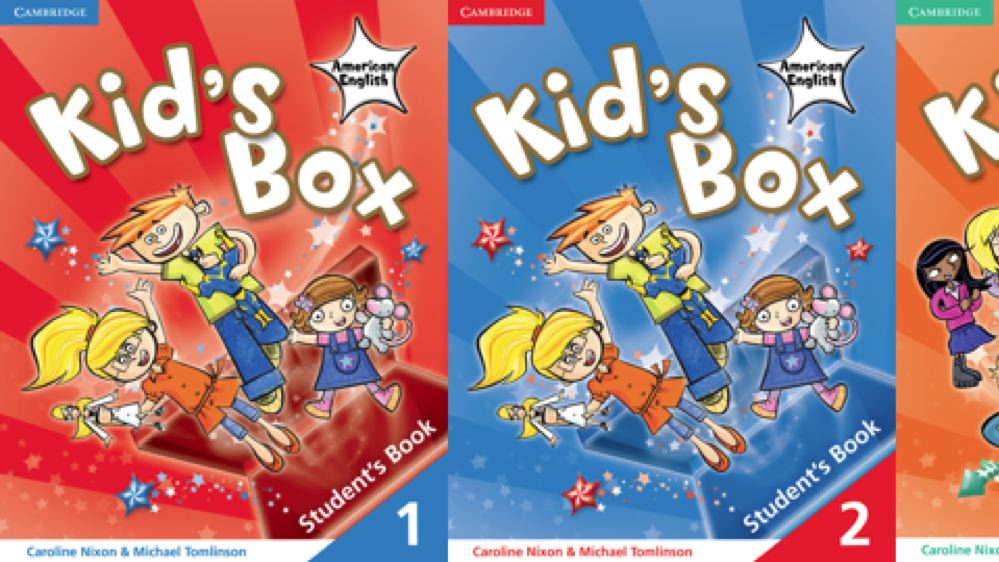 Kids Box American English