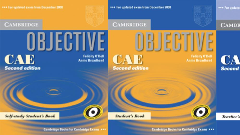 Objective CAE Second Edition