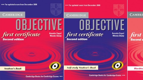 Objective First Certificate Second Edition