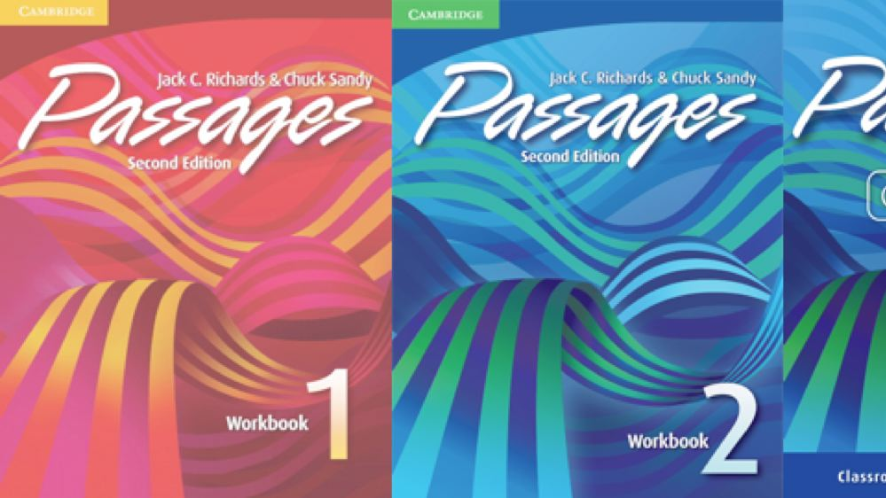 Passages Second Edition