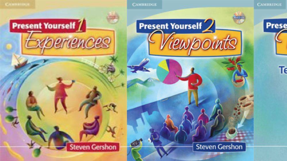 Present Yourself First Edition
