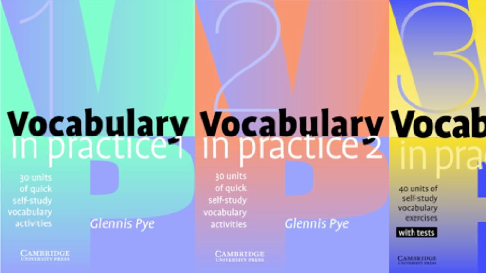 Vocabulary in Practice