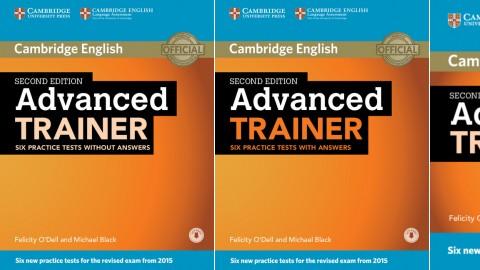 Advanced Trainer Second edition
