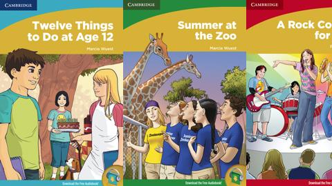 Readers for Teens