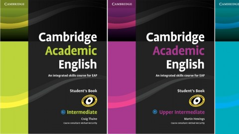 Cambridge Academic English - An Integrated Skills Course for EAP