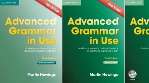 Advanced Grammar in Use Third Edition