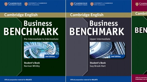 Business Benchmark: 2nd Edition