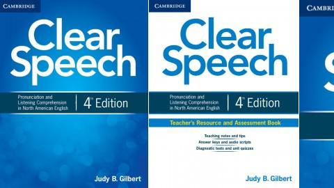 Clear Speech Fourth edition