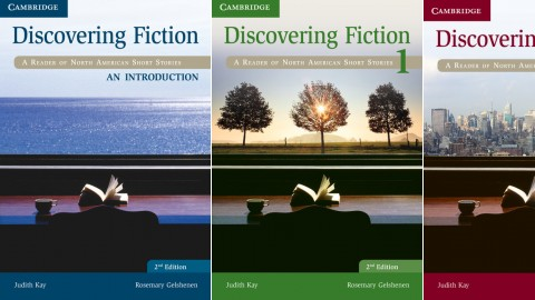 Discovering Fiction 2nd Edition - A Reader of North American Short Stories