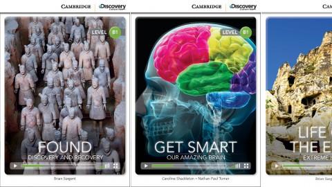 Cambridge Discovery Education Interactive Readers Intermediate B1