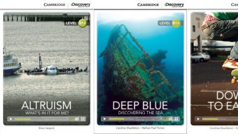 Cambridge Discovery Education Interactive Readers High Intermediate B1+