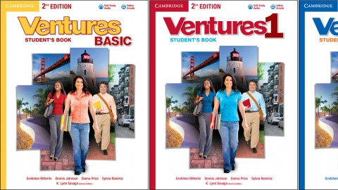 Ventures: 2nd Edition