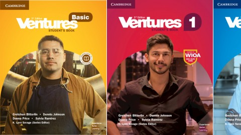 Ventures: 3rd Edition