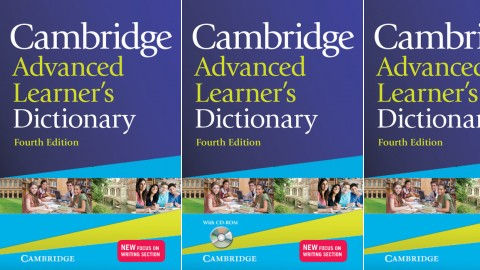 Cambridge Advanced Learner's Dictionary 4th Edition