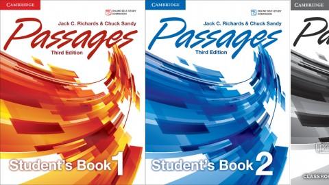 Passages Third Edition