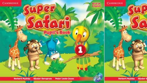Super Safari British English