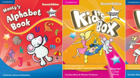Kid's Box American English Second edition